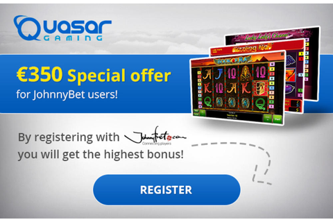 Quasar Gaming Casino | EURO GRATIS SOFORT