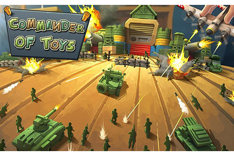 Commander of toys for Android - Download APK free