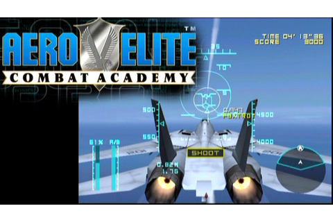 Aero Elite: Combat Academy ... (PS2) - YouTube