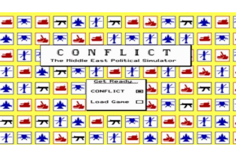Conflict - The Middle East Political Simulator gameplay ...