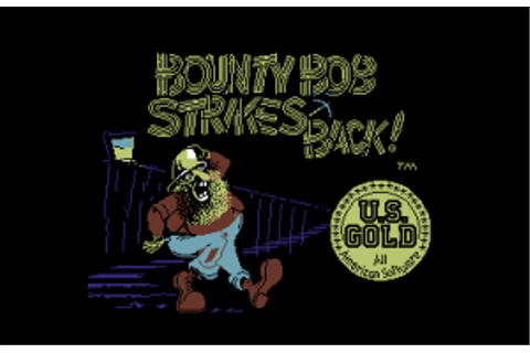 C64 Game: Bounty Bob Strikes Back +7 by Avatar | nIGHTFALL ...
