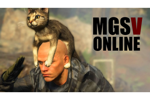 Metal Gear Online - YouTube