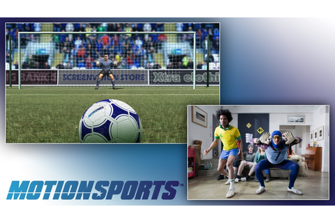 Amazon.com: MotionSports: Play For Real: UbiSoft: Video Games