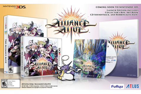 The Alliance Alive - EBGames.ca