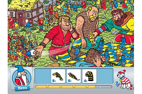 Where's Waldo: The Fantastic Journey Game|Play Free ...