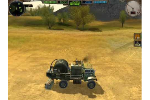 Hard Truck Apocalypse (new features, vehicles, weapons) v ...