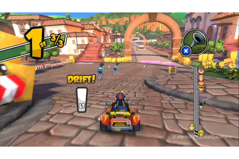 El Chavo Kart Gameplay [HD] - YouTube