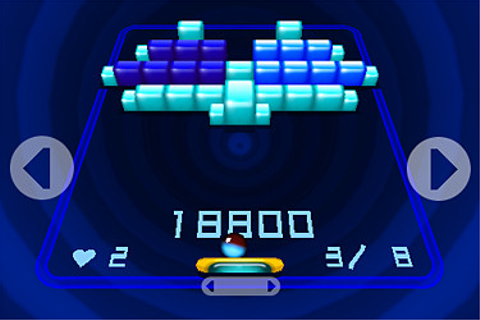 iPhone – Brick Breaker Revolution 3D game app review for ...