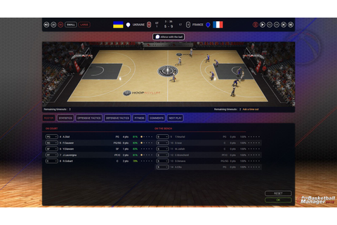 Pro Basketball Manager 2016 - PC Review | Chalgyr's Game Room