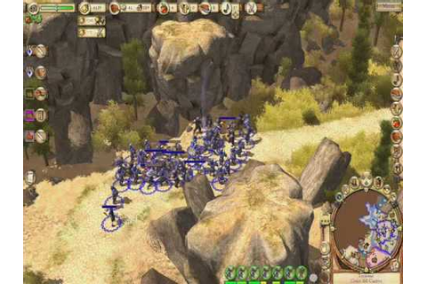 The Settlers 6 - Rise of An Empire Gameplay 3/3 - YouTube