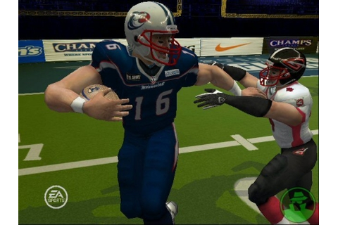 GameSpy: Arena Football - Page 1