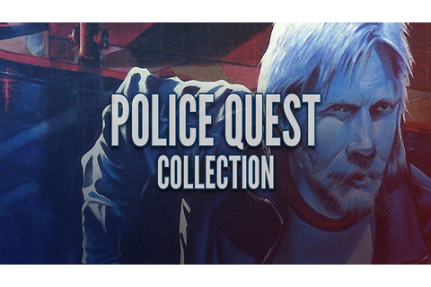 Police Quest Collection - Download - Free GoG PC Games