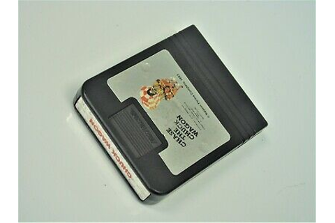 NTSC Chase the Chuckwagon Chuck Wagon Atari 2600 Video ...