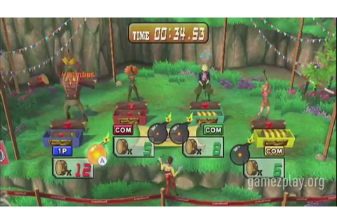 Wacky World of Sports HD Nintendo Wii game video - YouTube