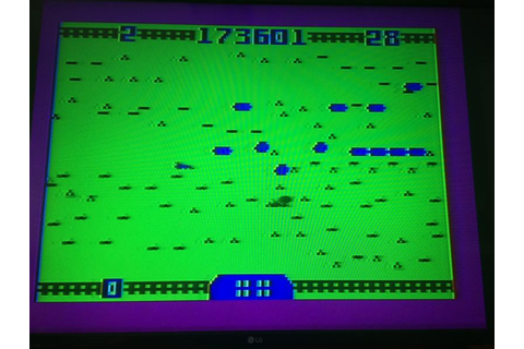HSC Season 9 - Game 4 - Worm Whomper - Intellivision High ...