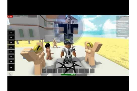 GROSS GAMES ON ROBLOX! - YouTube