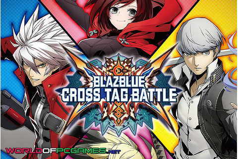 BlazBlue Cross Tag Battle Free Download