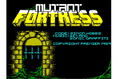 Mutant Fortress Details - LaunchBox Games Database