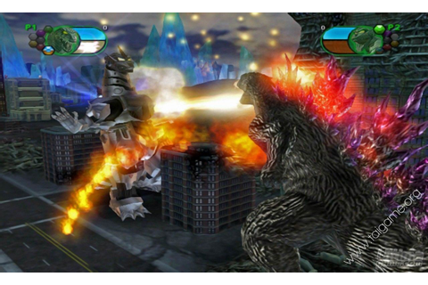 Godzilla: Unleashed - Download Free Full Games | Fighting ...