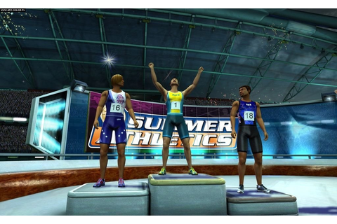 summer athletics games - DriverLayer Search Engine