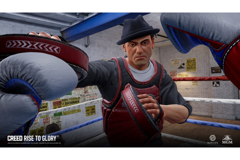 Creed: Rise to Glory's first free content update includes ...