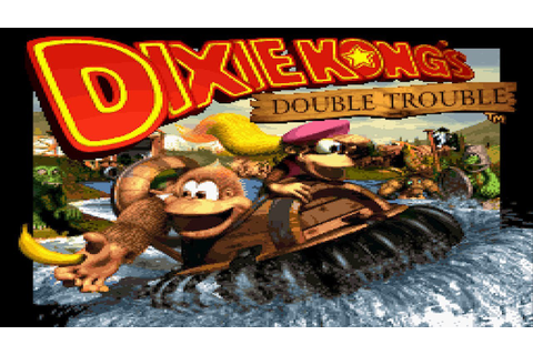 Donkey Kong Country 3: Dixie Kong's Double Trouble! - Full ...