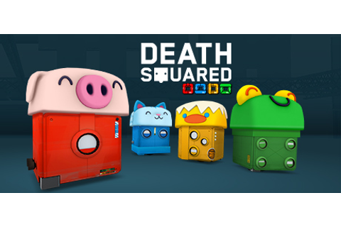 Death Squared on Steam