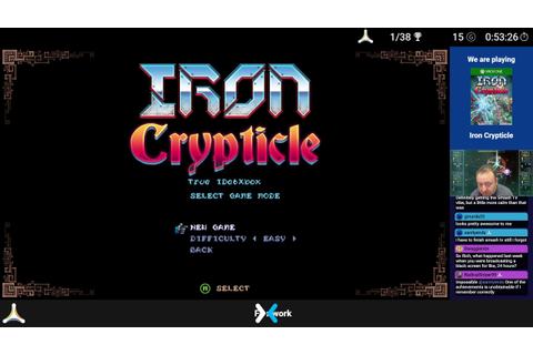 Iron Crypticle - First Hour of Gameplay - YouTube