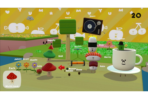 Wattam is a game about holding hands, unlocking gold poop ...