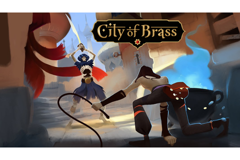 City of Brass za darmo w Epic Game Store | Tabletowo.pl