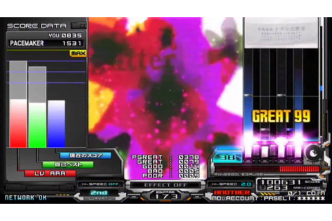 beatmania IIDX Resort Anthem Wuv U(A) - YouTube