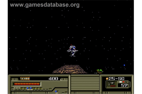 Target Earth - Sega Genesis - Games Database