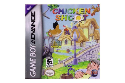 Chicken Shoot GameBoy Advance Game DSI GAMES - Newegg.com