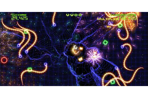 Geometry Wars returning in Project Gotham Racing 4
