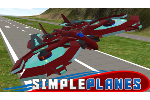 SimplePlanes Gameplay - Besiege meets KSP! - Let's Play ...