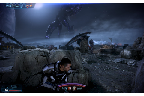 MiikaHweb - Game : Mass Effect 3