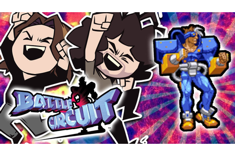 Battle Circuit - Game Grumps - YouTube