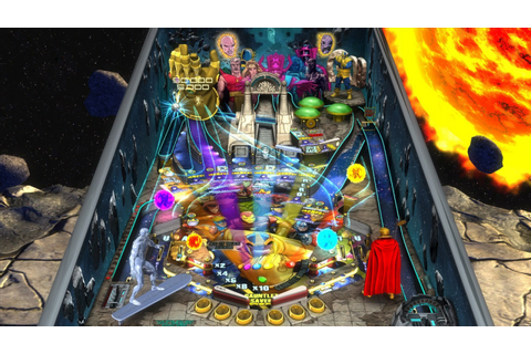 Free Download GAME Pinball FX2 (2013/PC/ENG) ~ Blog Burek