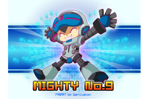 GAMING ROCKS ON: Game Art #59: Mighty No. 9 Gallery
