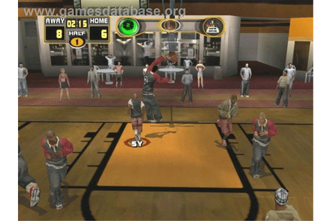 Street Hoops - Microsoft Xbox - Games Database