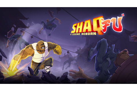 Shaq Fu: A Legend Reborn Stomps On To Switch In Spring ...