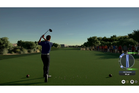 The Golf Club 2019 Featuring PGA TOUR Xbox One X Gameplay ...