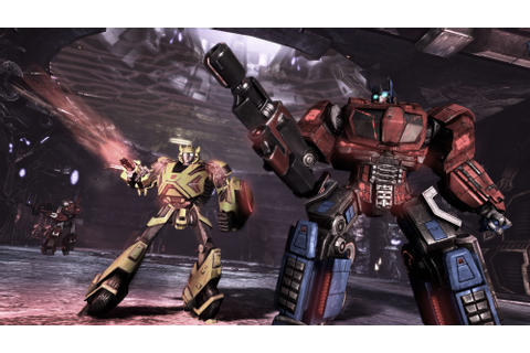 War for Cybertron (game) | Teletraan I: The Transformers ...