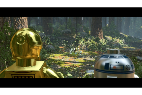 Test - Lego Star Wars Le réveil de la Force - Xbox One