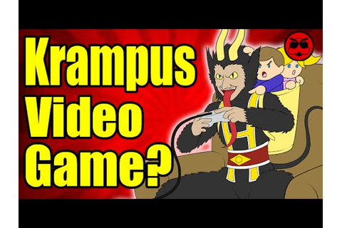 The Truth about Krampus - Game Exchange - YouTube