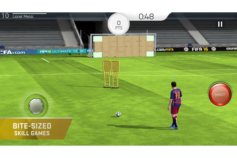 FIFA 16 Ultimate Team APK Download EA SPORTS™ Free Casual ...