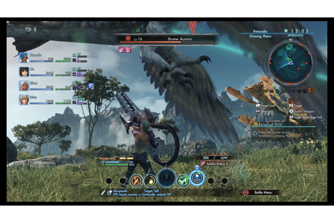 Xenoblade Chronicles X review: The reward is sweeter for ...