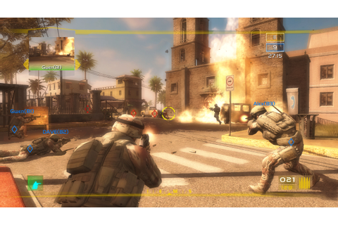 Tom Clancy's Ghost Recon Advanced Warfighter 2 Review ...