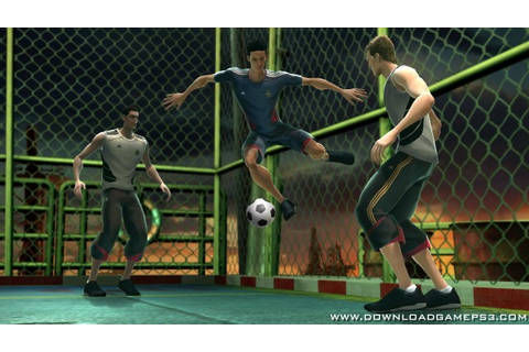 FIFA Street 3 - Download game PS3 PS4 PS2 RPCS3 PC free