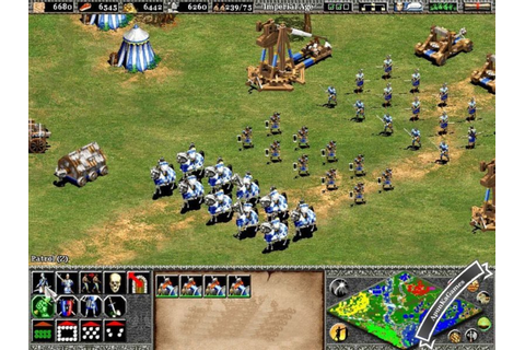 Age of Empires 2 PC Game - Free Download Full Version